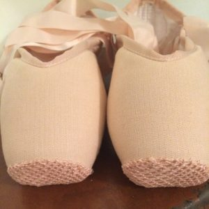 How we Darn Pointe Shoes